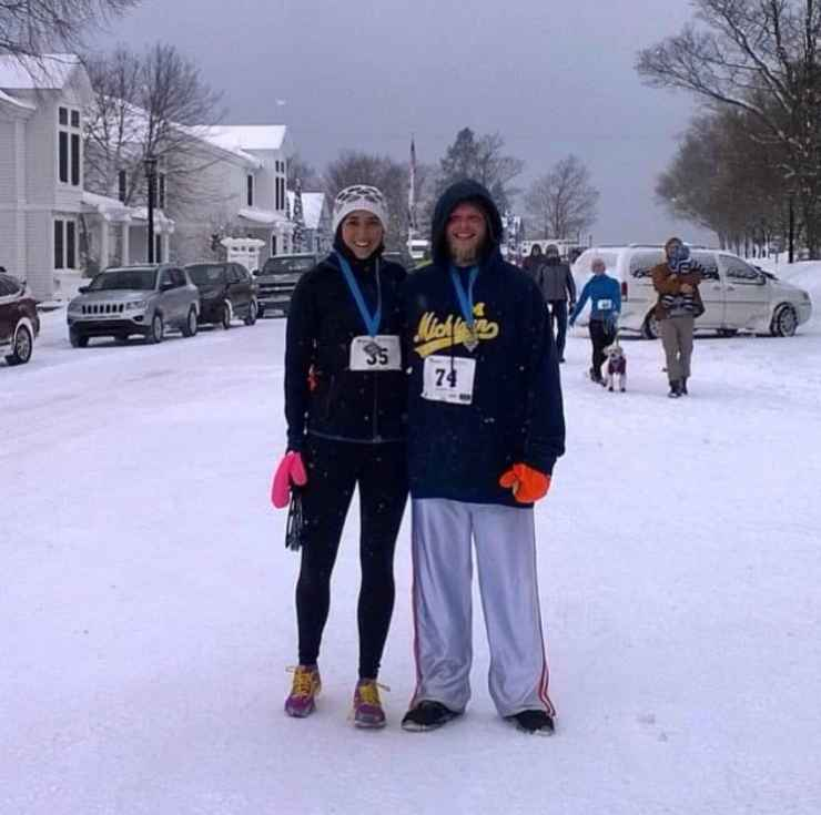 Inside Northern Michigan's Best Winter 5k - The Awesome Mitten