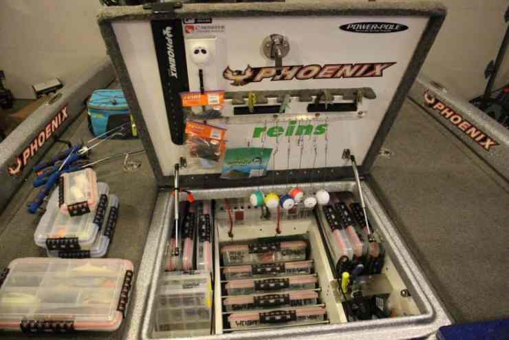 If you are in need of tackle be sure to take advantage of after holiday sales. They typically run in our state and online from January through March. Photo courtesy of Duane Bethke