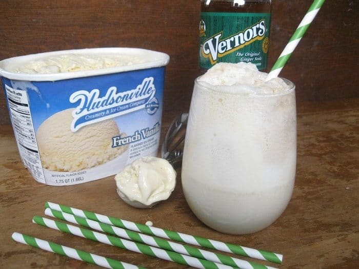Vernors Boston Cooler
