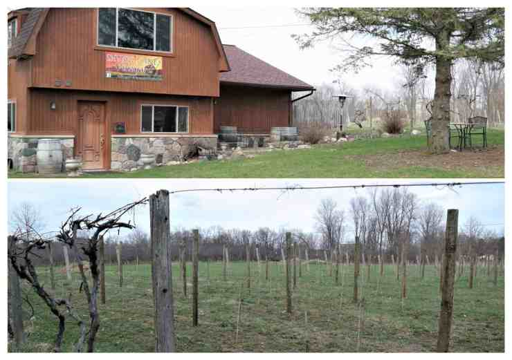 A Winery Hidden On The Back Roads Of Fenton - The Awesome Mitten