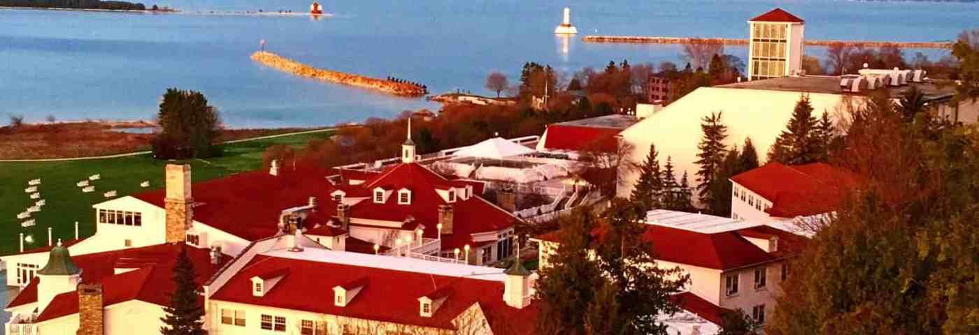 Mission Point Resort: Bliss On Mackinac Island