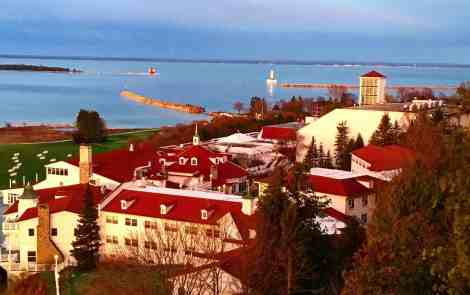 Mission Point Resort: Bliss On Mackinac Island