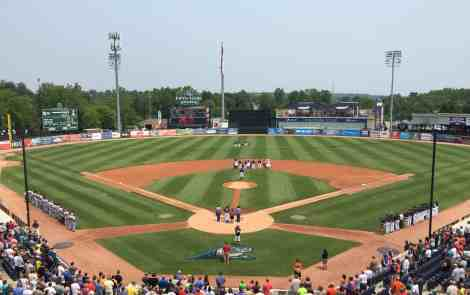 West Michigan Whitecaps: Great Baseball On The West Side