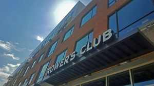 Rower's Club, coffee, west side of Grand Rapids