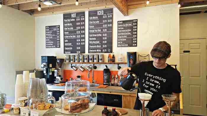 Flint Coffee Fireside Coffee Company