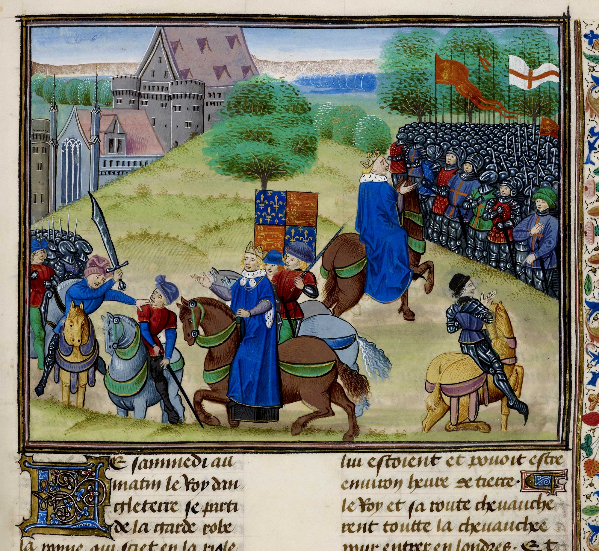 Richard Ii And The Peasant Revolt Of