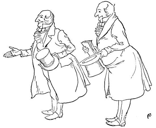 Asking Scrooge to Help the Poor
