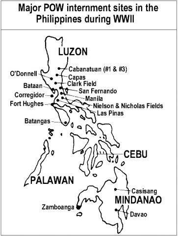 Japanese Internment Camps in the Philippines