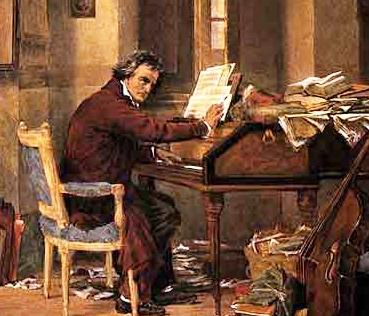 Beethoven  LIFE IN VIENNA