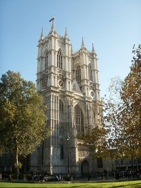 Westminster Abbey - Scene Of Royal Events