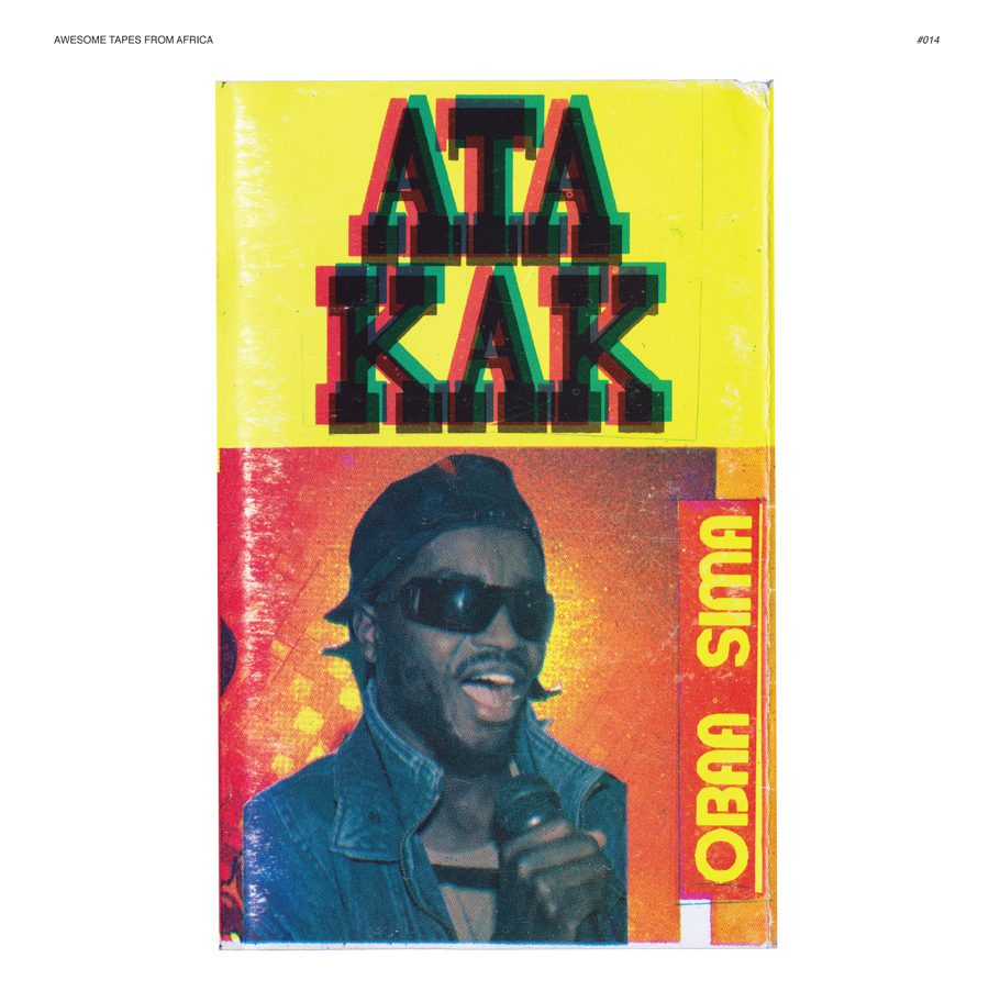 Ata Kak's tape from 1994 Obaa Sima was made in Canada and released in Ghana