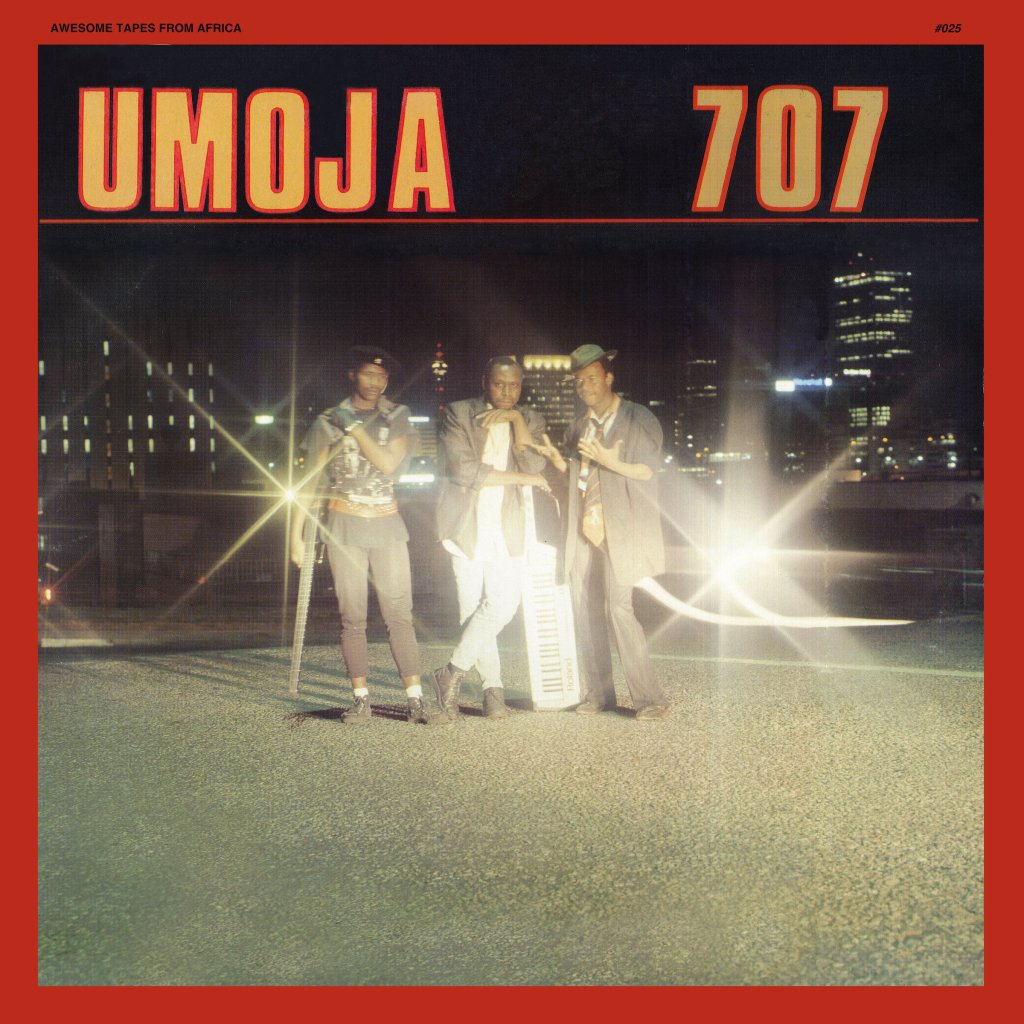 """Umoja """"707"""" reissue on Awesome Tapes From Africa"""