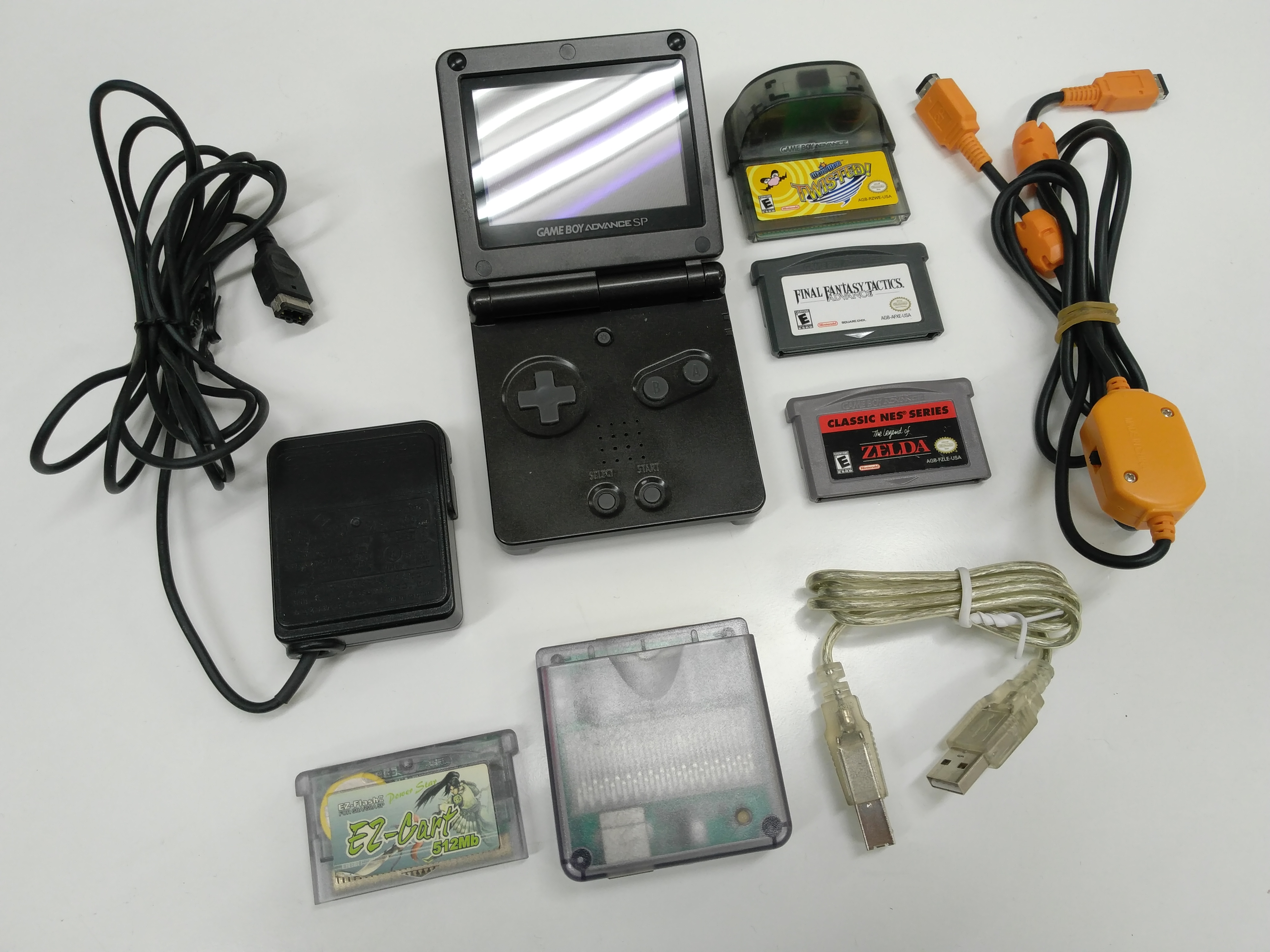 Nintendo Game Boy Advance SP Bundle