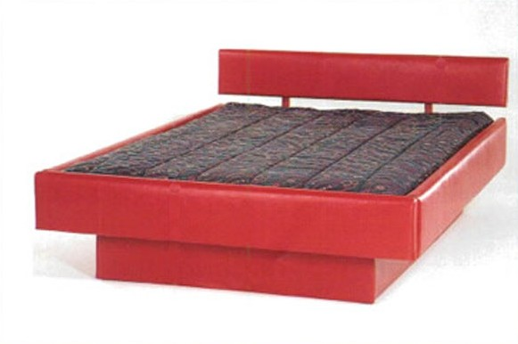Waterbed Fabric 5 Board Complete HBFRdeckped Q Queen
