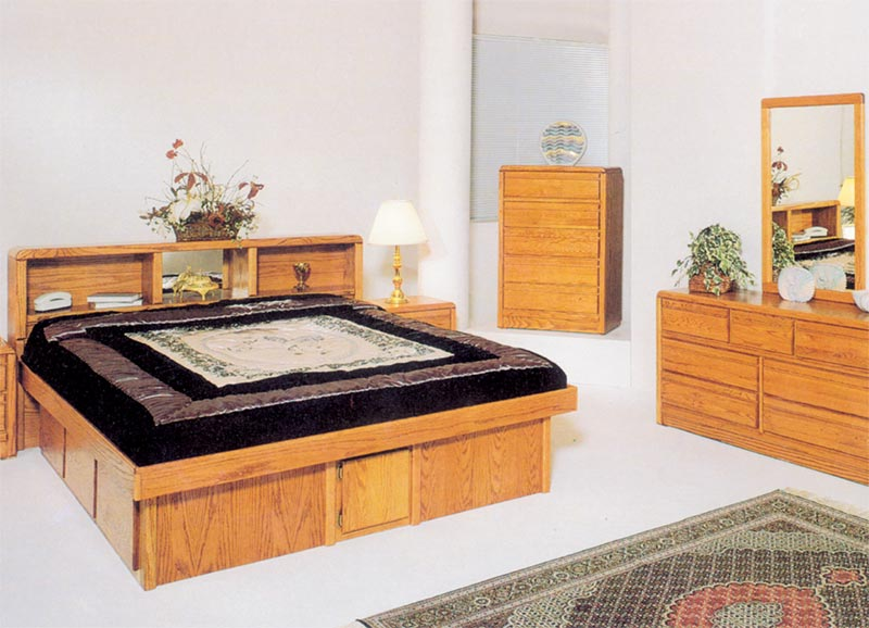 Waterbed Tulip or with Waterbed  Cal King California