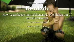 Houston Chron: Denied