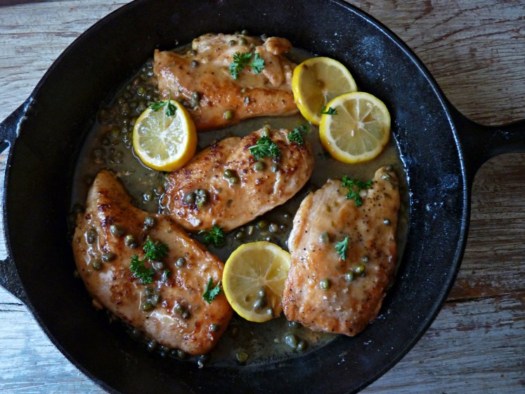 Chicken Piccata Delicious A Wholesome Dish