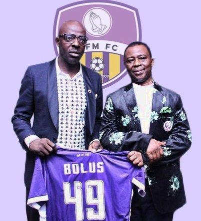 MFM unveils Tony Bolus as new head coach