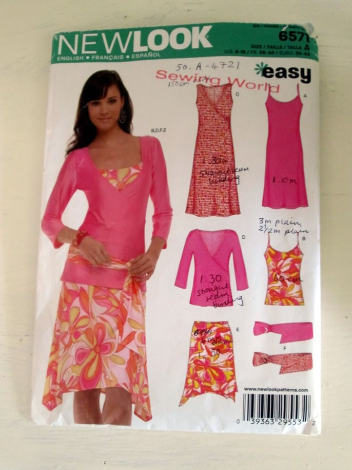 A Complete Outfit from Just One Pattern – New Look 6571