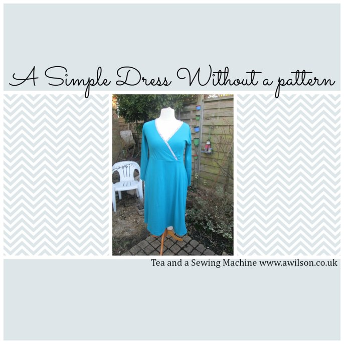 A Simple Dress Without a Pattern
