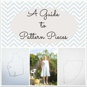 guide to pattern pieces