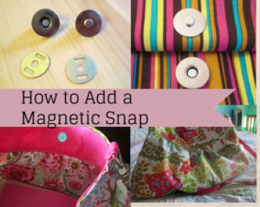 magnetic snap