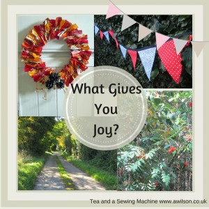 what gives you joy