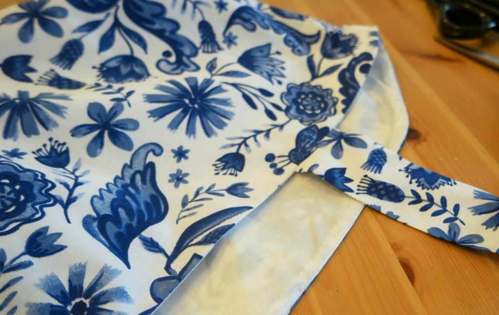 vintage style sundress without a pattern