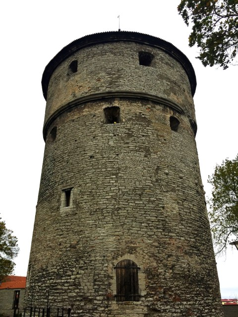 Tower in Old Tallinn, Estonia