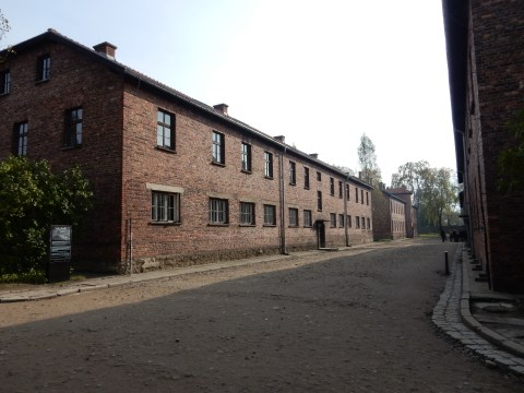 Auschwitz I. Barracks
