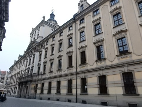 University of Wroclaw, Poland