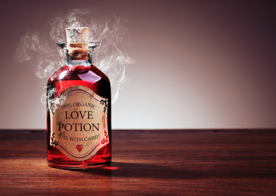 Bildergebnis für love potion, witch