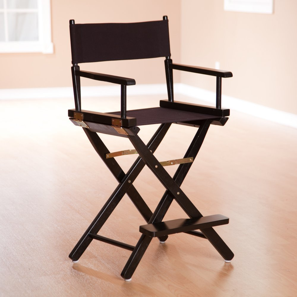 counter height directors chair office without wheels india geek home decor: movie lovers - awkward geeks