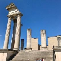 haventempel, Archeologisch Park Xanten