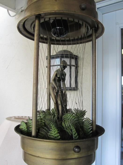 The Allee Willis Museum of Kitsch  Rain lamp