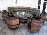 Antique Barrel Chairs | Antique Furniture