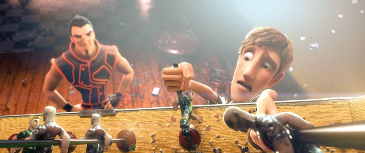 Art Director Mariano Epelbaum Talks Foosball   Animation World Network