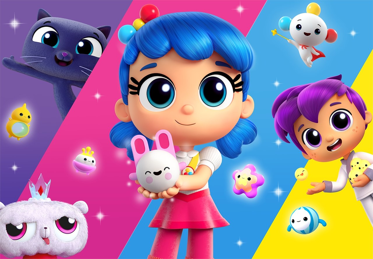 Guru Studio Signs Chinese Partner For True And The Rainbow Kingdom Animation World Network