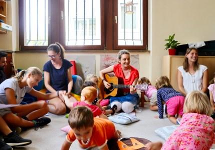 Sommerfest in AWO´s Kindervilla