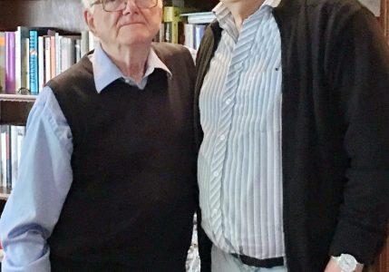 AWO-Ehrenvorsitzender Gerd Dember feierte 85. Geburtstag