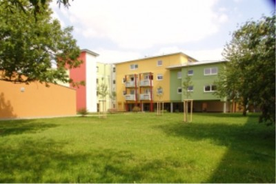 Arbeiterwohlfahrt Kreisverband Zwickau eV  Wohnanlage