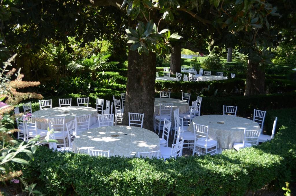 Jardines Muller  AWOL Granada  A Wedding of a Lifetime