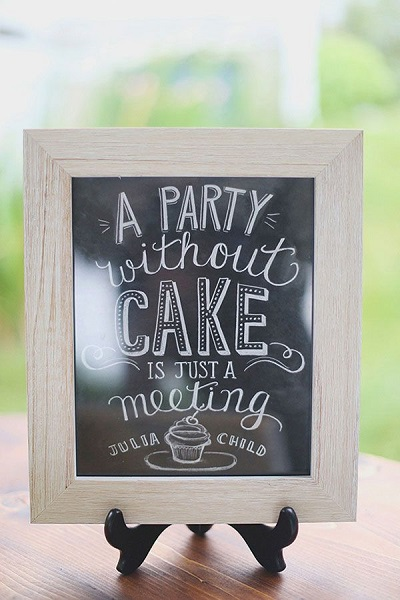 20 Cute and Clever Wedding Signs  AWOL Granada