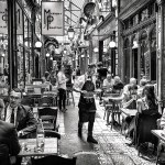 The Cafes Of Paris A Photo Essay A World Of Flophouses