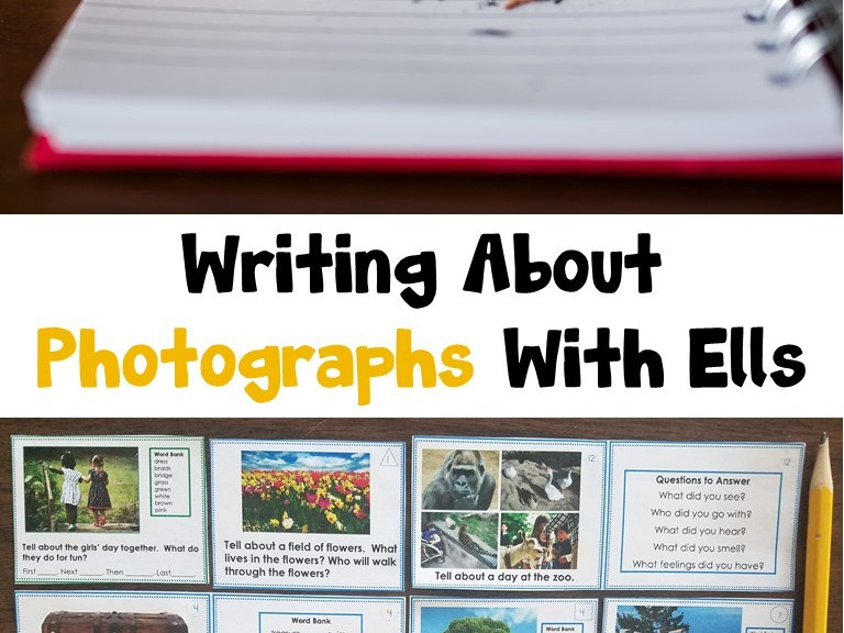 Writing about Photographs with ELLs