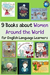 9 Books about Women Around the World for ELLs