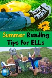 Summer Reading Tips for ELLs