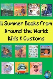 Summer Books Around the World