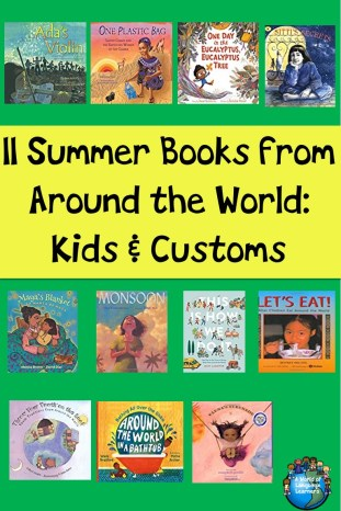 summer books from around the world