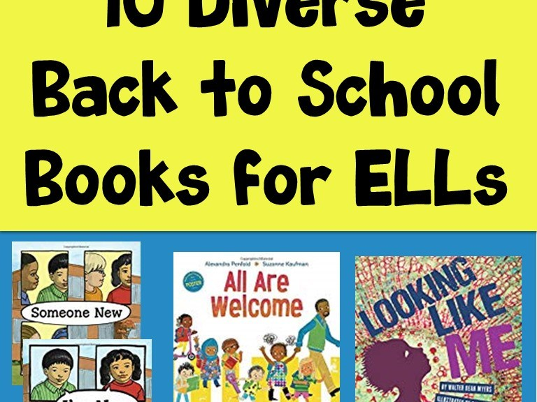 10 Diverse Back to School Books for ELLs
